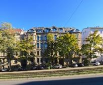 Attraktive Stadtwohnung im Stuttgarter Zentrum