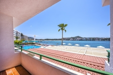 1 Studio apartment in 1st sea line in Santa Ponsa