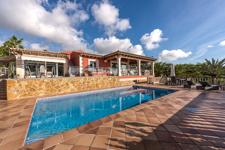 Sea view Villa with pool in Mallorca for sale in Costa den Blanes