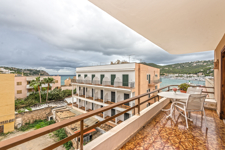 Apartment mit Balkon und Meerblick in Port Andratx