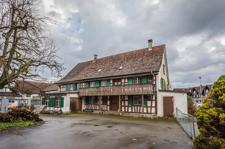 Riegelhaus Oberaach Aussenansicht