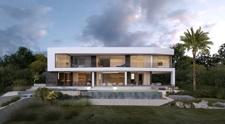 New project for Villa in Mallorca Cala Vinyas