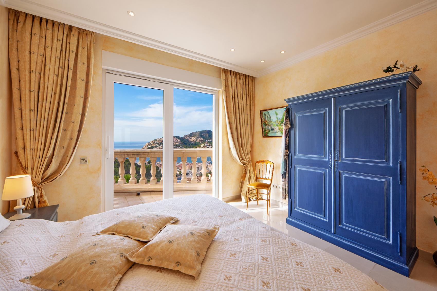 Schlafzimmer in Port Andratx