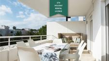 Bellresguard penthouse mit Lizenz zur Ferienvermietung