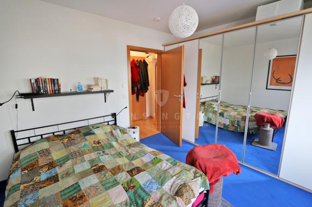 Schlafzimmer Spiegelwand