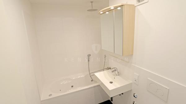 Whirlpool Badewanne mit Dusch