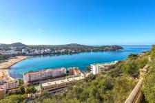 Ausblick:Bucht / Santa Ponsa