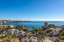 Bay of Palma and sea views Cas Catala in property Mallorca for sale