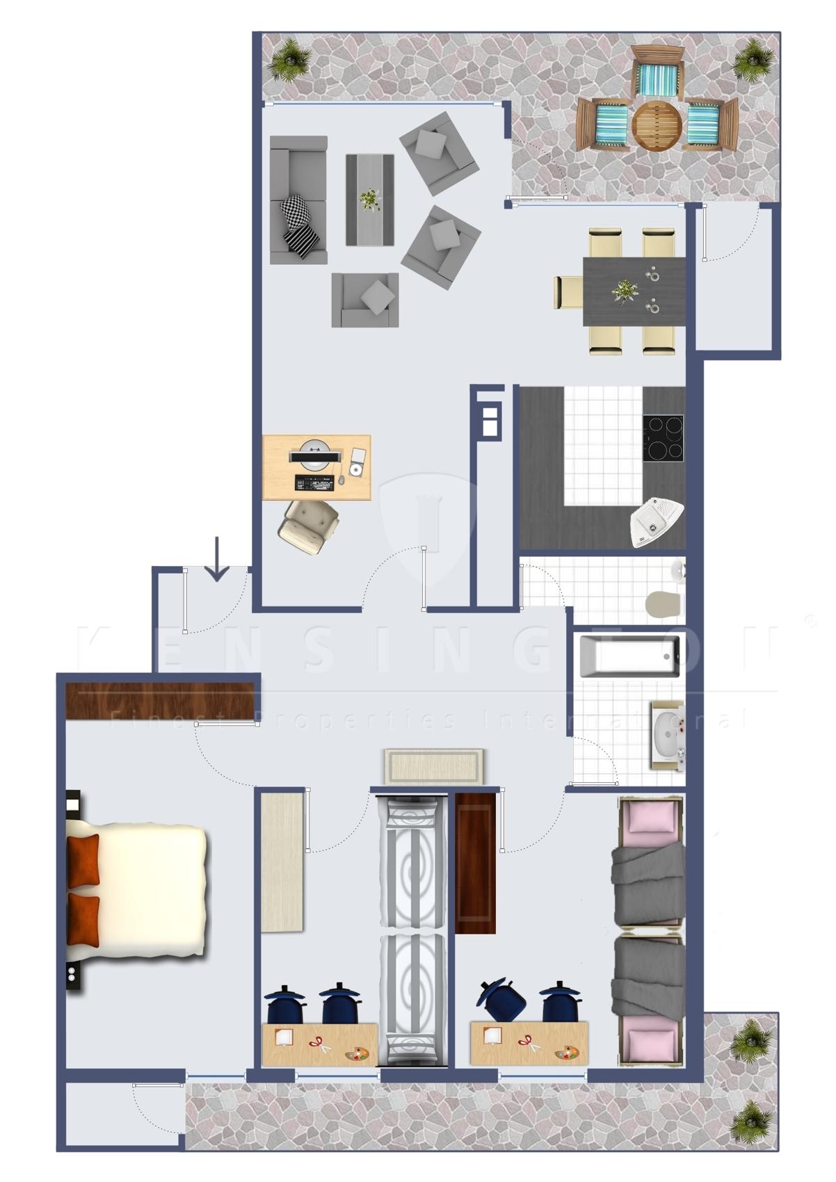 11. Etage