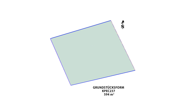 Grundstücksform
