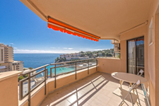 Sea view apartment Cala Vinyas