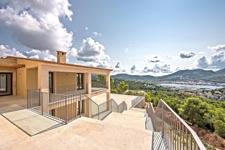 Panoramablick Villa Port Andratx