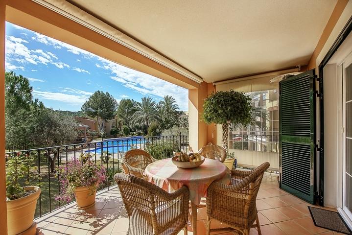 1 Bright 3-bedroom apartment in Flor de Golf, Santa Ponsa