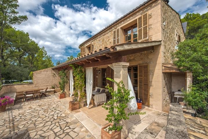 Schönes Landhaus in S'Arracó