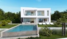 Villa / Außenansicht
