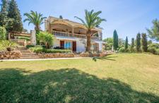 Villa in Alcudia Bonaire mit Meerblick