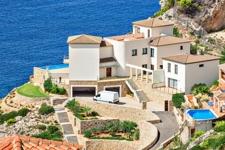 Villa in erster Meereilinie Puerto de Andratx