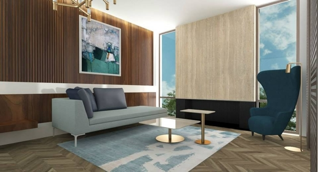 living areas proposal