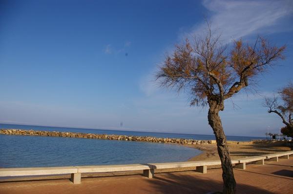 Vom malerischen Hafen Colonia San Pere sind es noch ca