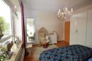 Schlafzimmer mit Loggia