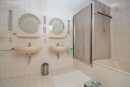 Badezimmer im Dachstudio I