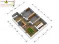 Untergeschoss 3D
