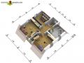 Dachgeschoss 3D