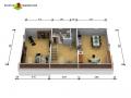 Dachgeschoss I 2D