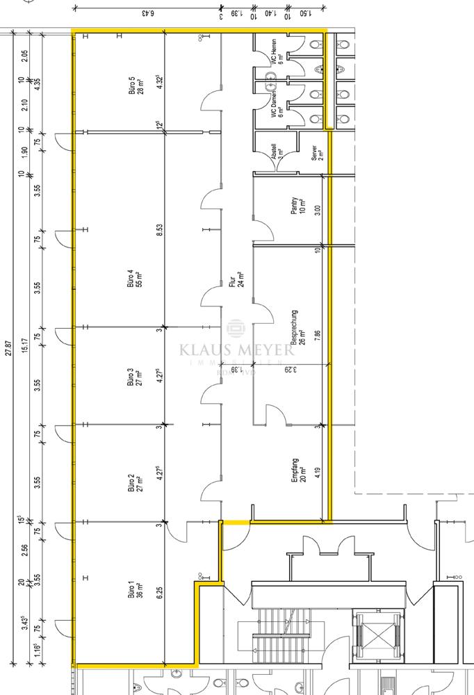 2.OG ca. 270 m²
