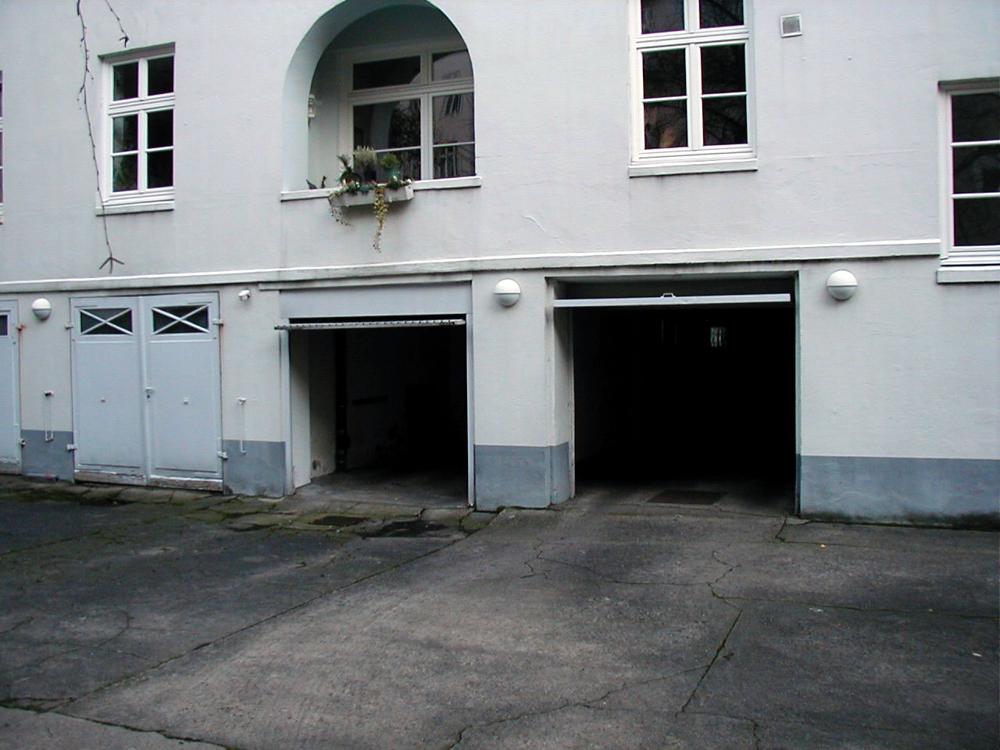Beispiel Garage