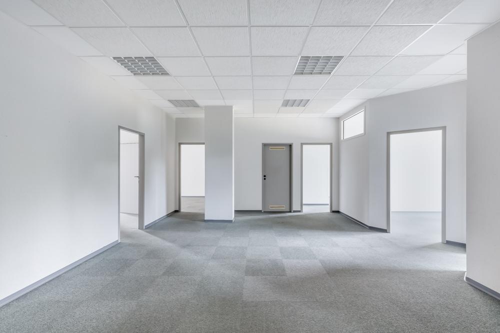 Büro Flur