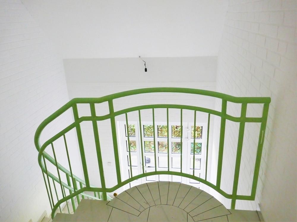 1. OG Treppenhaus