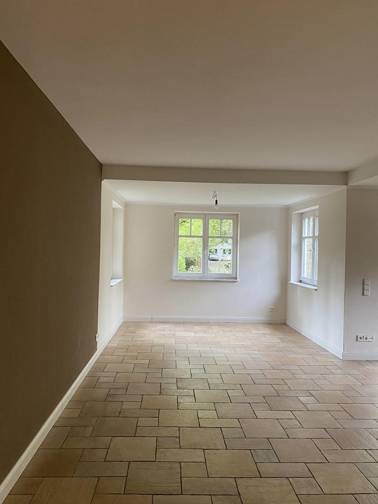EG Wohnbereich leer