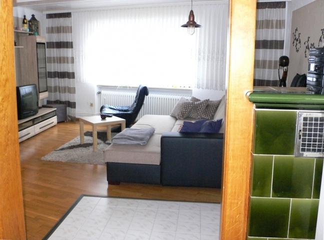 Ansicht 1 Wohnzimmer