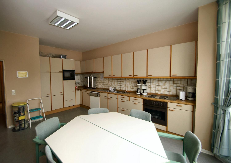 Gemeindehaus Küche