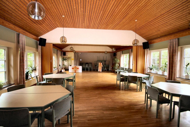 Gemeindehaus Saal