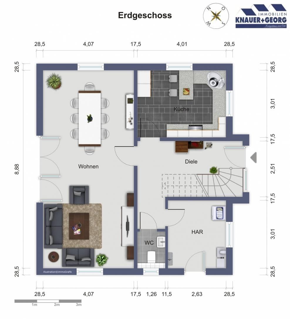 immoGrafik_266930078001-Ruedelskamp  - Plan 1_DIN_A4_INTERNET