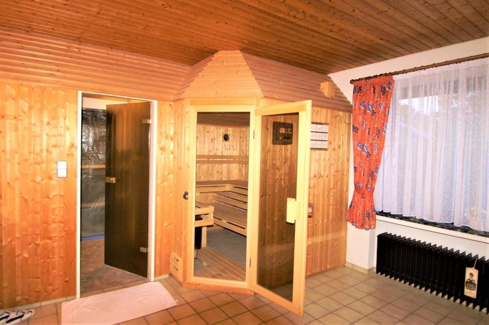 Vorraum Sauna/ Dusche