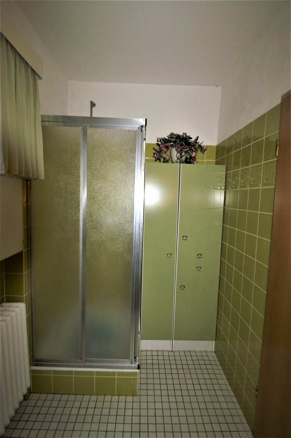 Dusche/ WC - EG