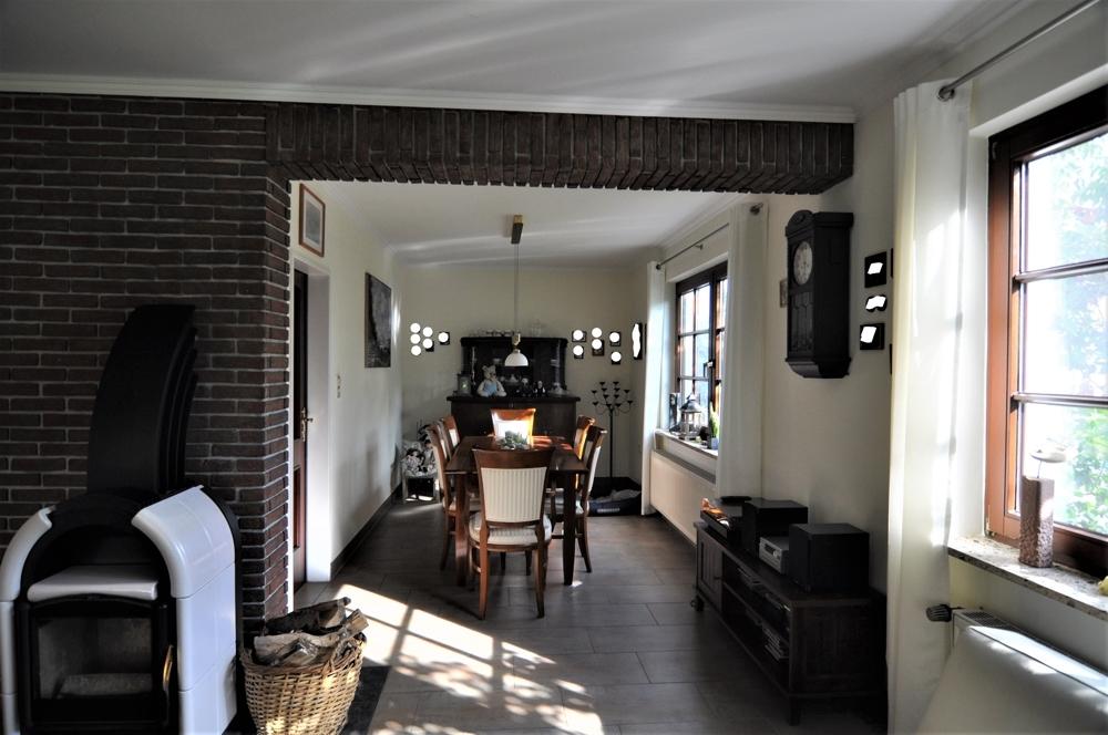 Wohnzimmer/ Essecke
