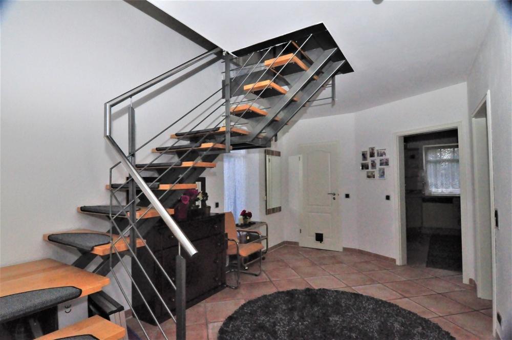 Diele, Treppenhaus