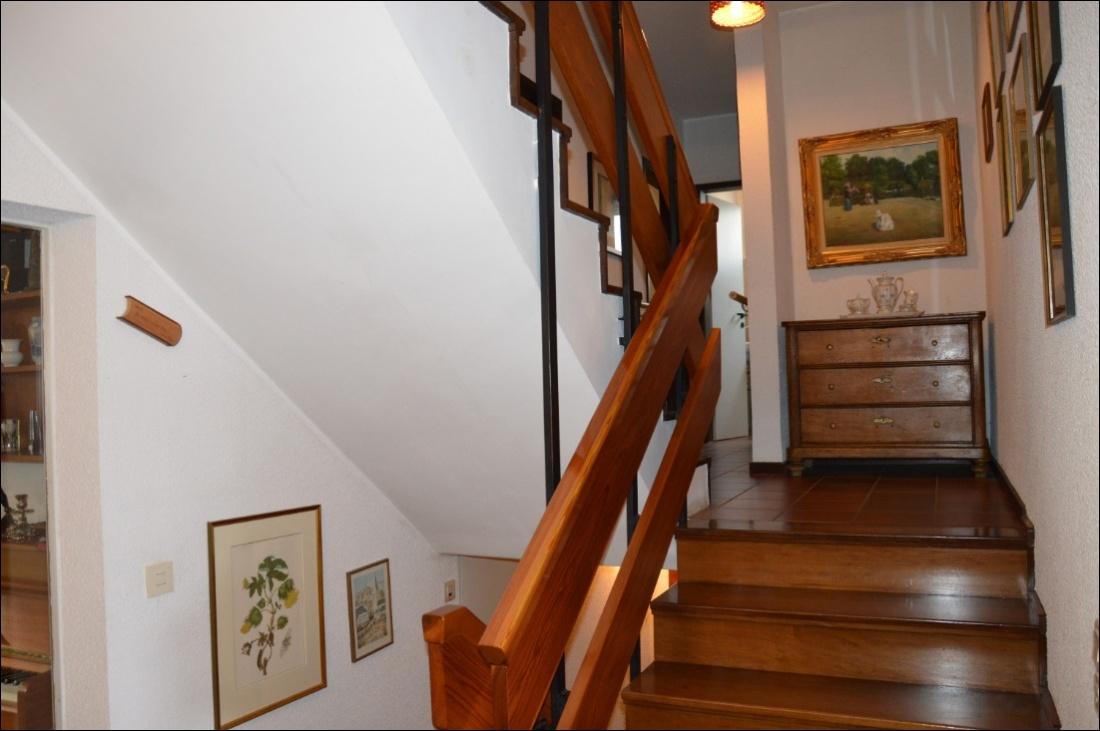 Aufgang Ebene 2