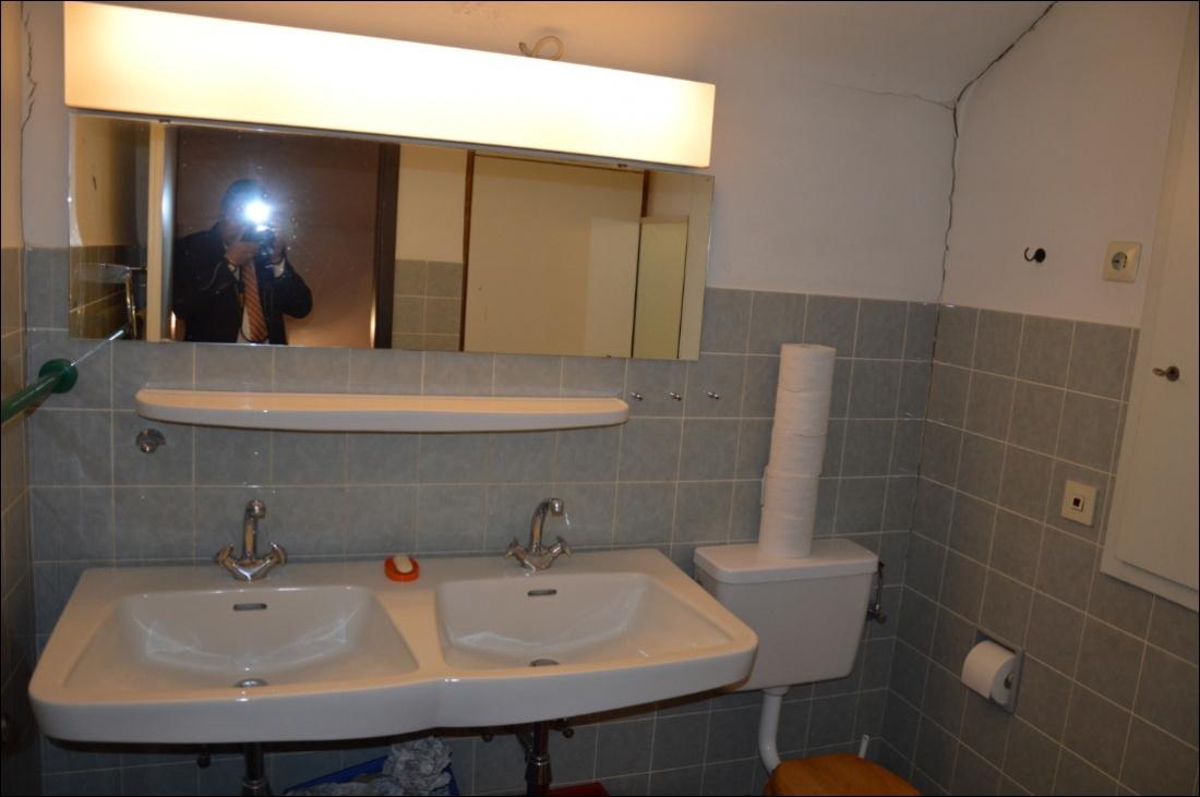 Waschraum - WC