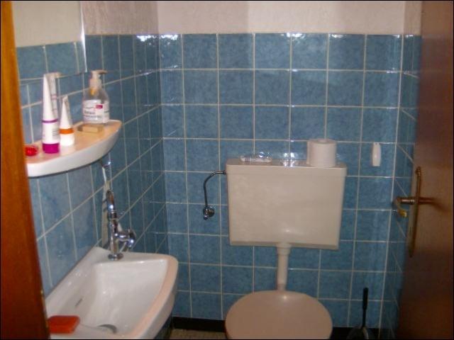 Gäste WC alt