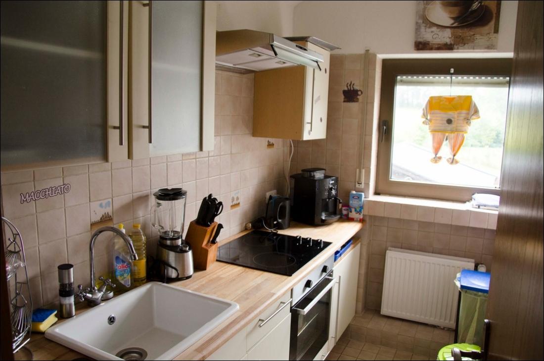 Küche Einliegerwohnung