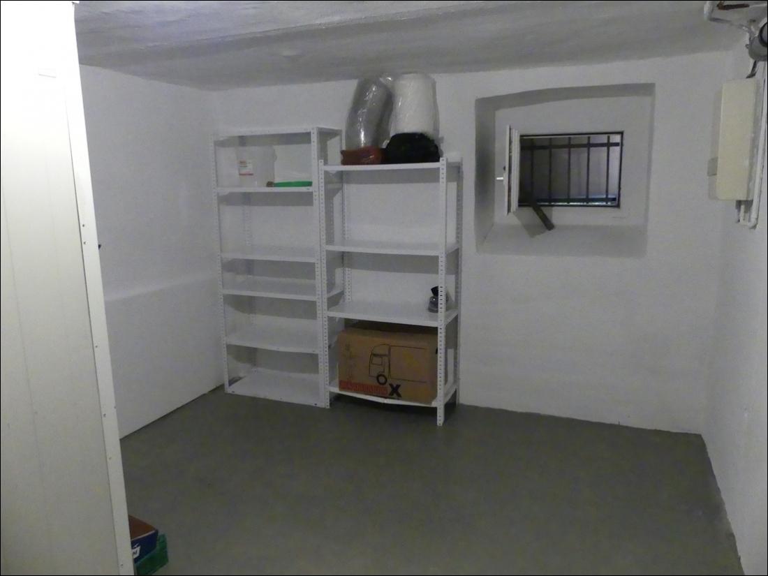 Abstellraum/ Kühlhaus A1