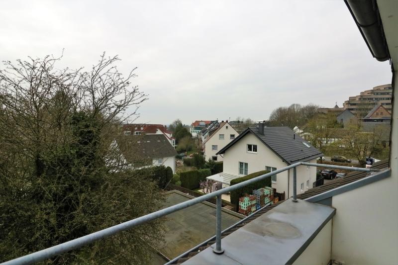 kleiner Balkon 2. OG