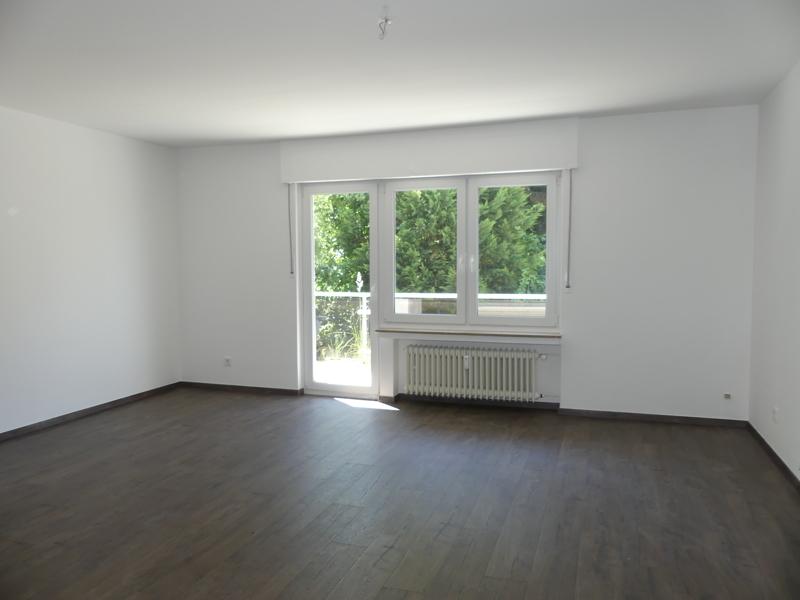 Schalfzimmer mit Balkon