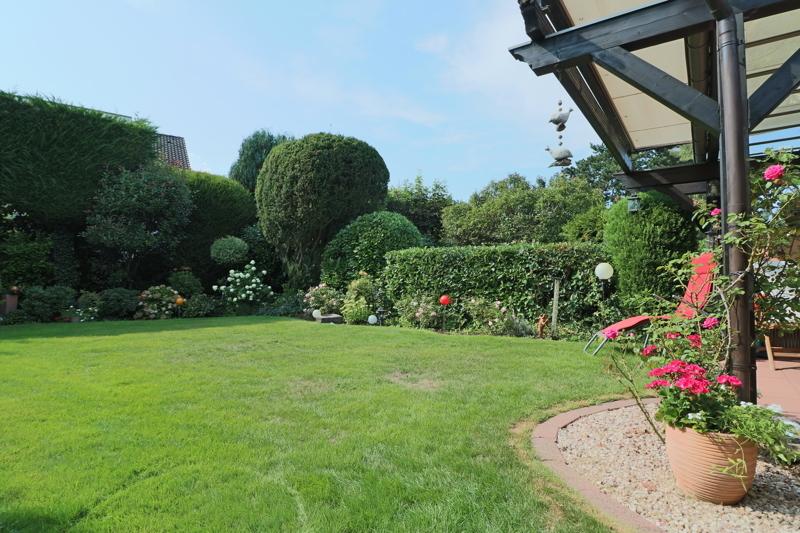 EG - privater Garten