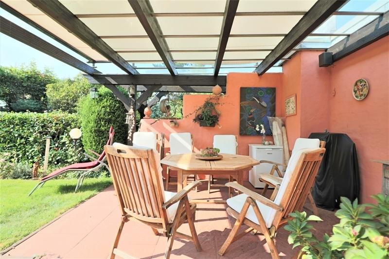 EG - überdachte Terrasse